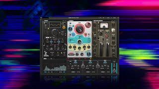 Waves - MultiMod Rack - 멀티밴드 디스토션 이펙터
