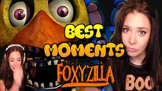 Five Nights at Freddy's 1 Best Jumpscares screams and moments!