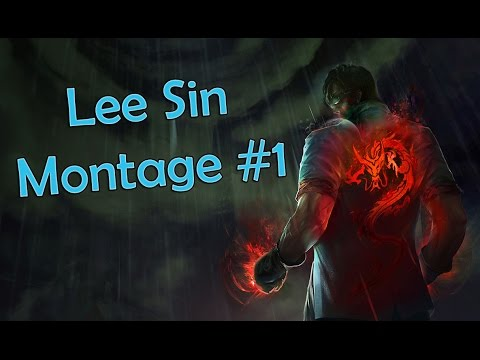 Desired Luck Lee Sin Montage #1