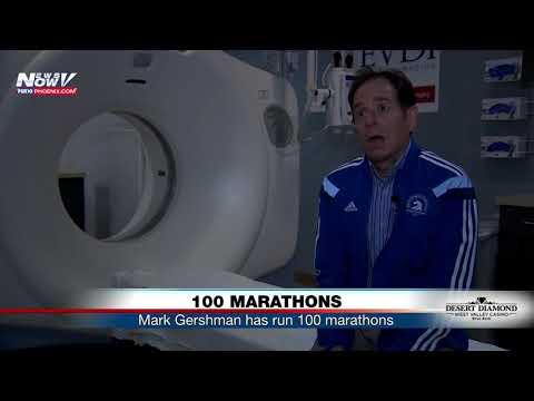 WOW: More Than 100 Marathons In A Lifetime