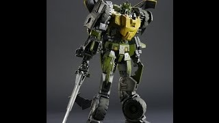 Custom Transformers Generations Autobot Springer Triple Changer Vogager Class Figure
