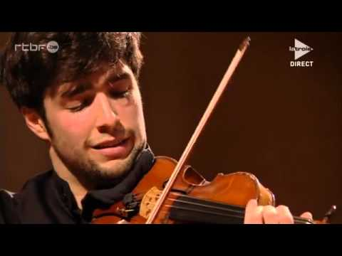 Thomas Reif | Tchaikovsky | Concerto in D Major | 2015 Queen Elisabeth International Violin Comp