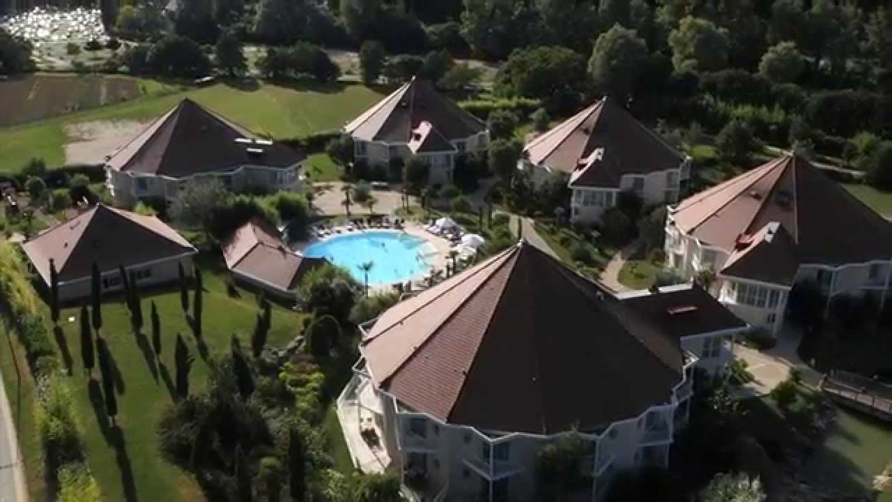 H tel les jardins de beauval youtube for Hotels beauval