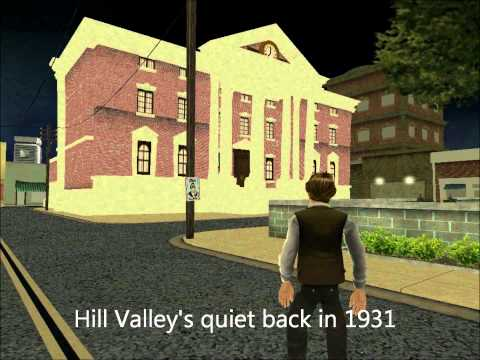 TellTale's 1931 models for Back to the Future: Hill Valley (Teaser)