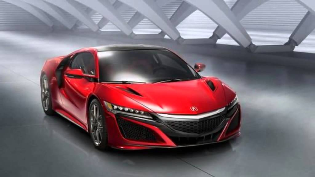 2017 acura nsx specs, price - youtube