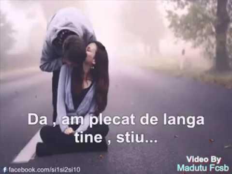 Un mesaj dureros de dragoste ... :(