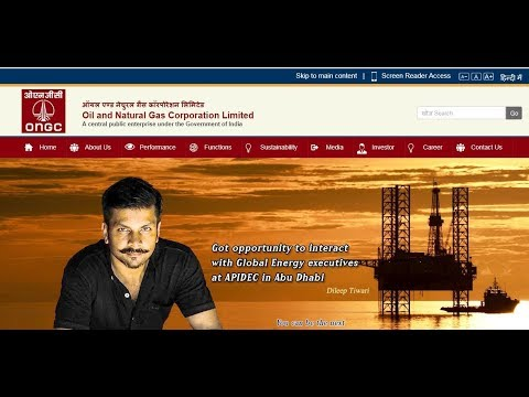 ONGC for 5593 jobs Oil and Natural Gas Corporation Limited ONGC  BY TECH EDUCATION AT HOME