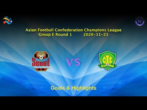 Seoul Beijing Guoan Goals And Highlights