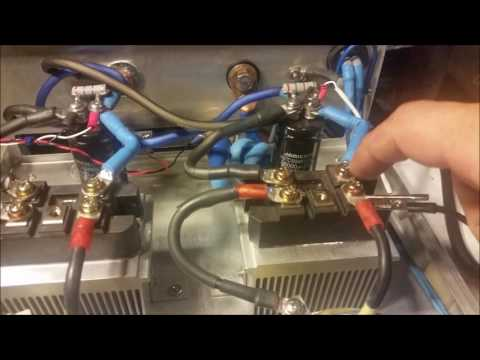 Custom Gatekeeper Built 200A Power Supply With 4 Amperage Settings