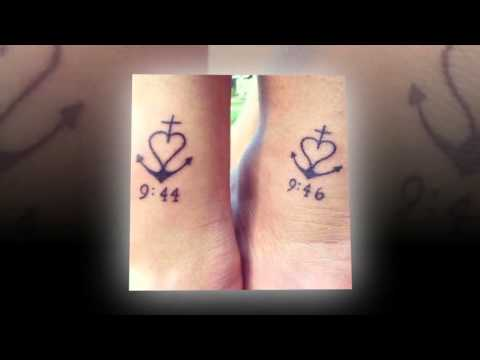 Tattoos for girls 37 Cute and Meaningful Love Themed Tattoo Designs