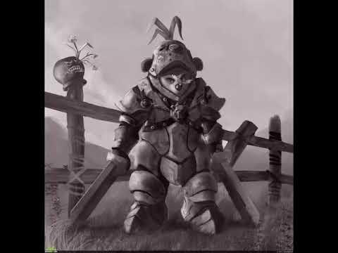 Плюшевый рыцарь (детская сказка) Подкаст