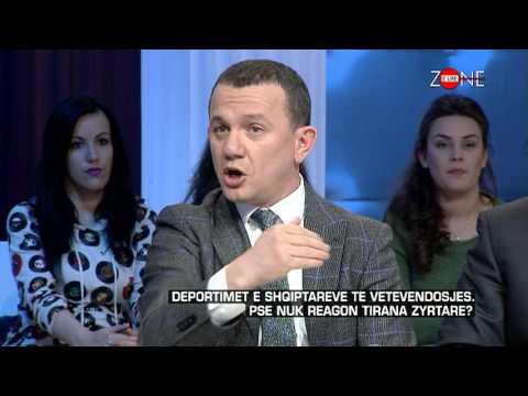 Zone e lire - Muxhahidinet ne Shqiperi dhe frika e perdhunimeve! (25 mars 2016)