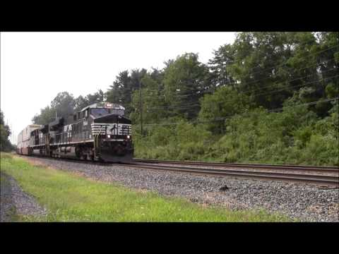Another Adventure on the Norfolk Southern Harrisburg & Reading Lines!