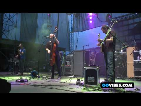 "Yonder Mountain String Band Performs ""Little Lover"" at Gathering of the Vibes Music Festival 2012"