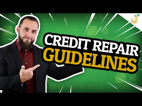 How to create the credit score you deserve [Credit Repair Gu