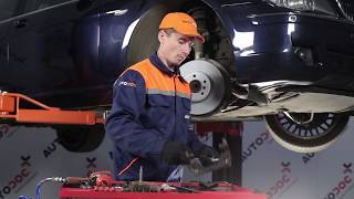 Wie RENAULT MODUS / GRAND MODUS Spurlenker austauschen - Video-Tutorial