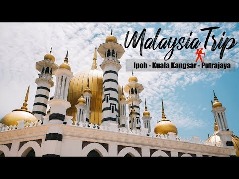 [VLOG] A Weekend Trip in Malaysia: Ipoh - Kuala Kangsar - Putrajaya