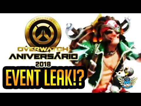 Overwatch Anniversary 2018 LEAKED?! Pirate Junkrat SKIN Leak?