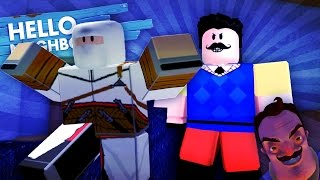 Hello Neighbor In Roblox?! - The Best Hello Neighbor Games on Roblox!