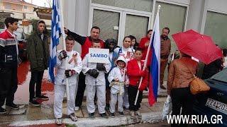 25 марта   День Независимости Греции Парад учеников спортивной школы Марка Илиадиса