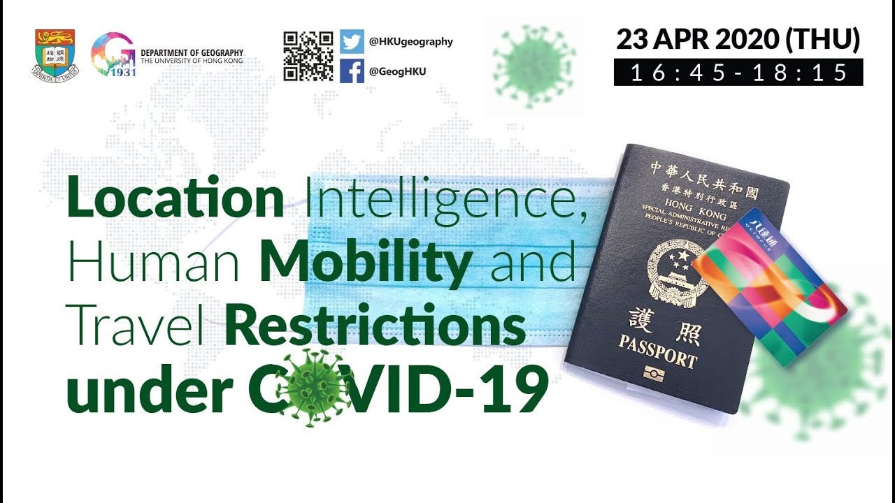 Location Intelligence, Human Mobility and Travel Restrictions under COVID-19