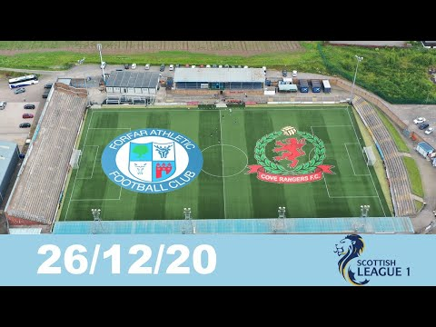 Forfar Cove Rangers Goals And Highlights