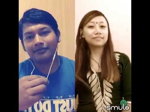 Bajho Khet Ma by NST CHAIYENYEN + NST krish saj Smule sing karaoke