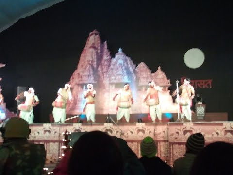 BIHU DANCE of Assam in VIRASAT, Dehradun in 25th December 2014