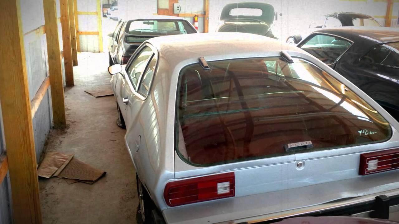 Barn Cars for sale found near Benld Illinois. - YouTube