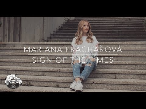 Harry Styles - Sign of the Times (Cover by Mariana Prachařová)
