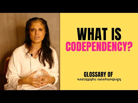"""What Is """"codependency""""? (Glossary Of Narcissistic Relationships)"""