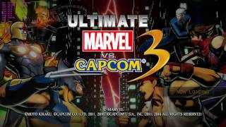 ultimate marvel v's capcom 3 pc 1440p/60fps