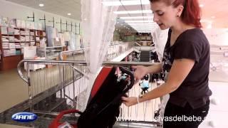 http://www.exclusivasdelbebe.com presenta: El nuevo cochecito para ...