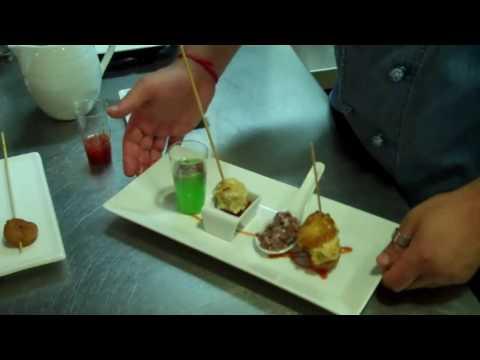 Cocina de fusion por Claudio Vargas en Restaurante...