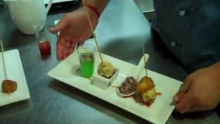 Cocina De Fusion Por Claudio Vargas En Restaurante Essencia Palma De Mallorca