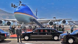 GTA 5 LSPDFR ONLINE - Presidential Escort To Marine One (GTA 5 Funny Moments)
