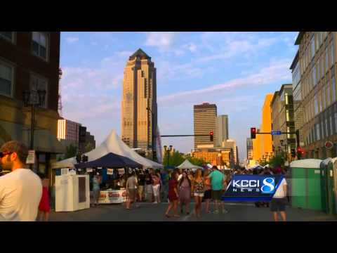 Thousands to flood downtown for 8035 Music Festival