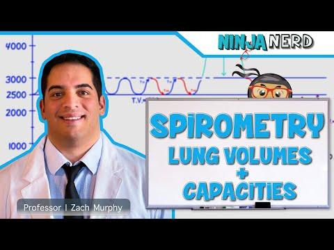 Respiratory   Spirometry   Lung Volumes & Capacities