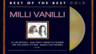 When I die - Milli Vanilli