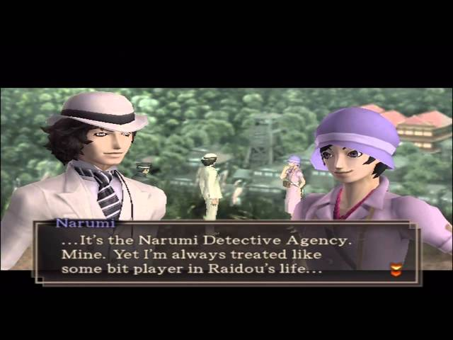 Lets play SMT: DS: Raidou Kuzunoha vs King Abaddon - Part 24: Tsukigata village