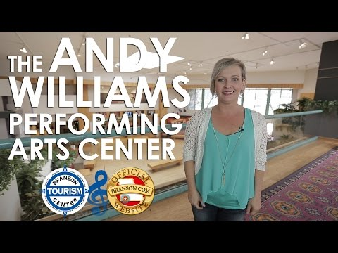 The Andy Williams Performing Arts Center Featuring Illusionist Rick Thomas (Branson Missouri)