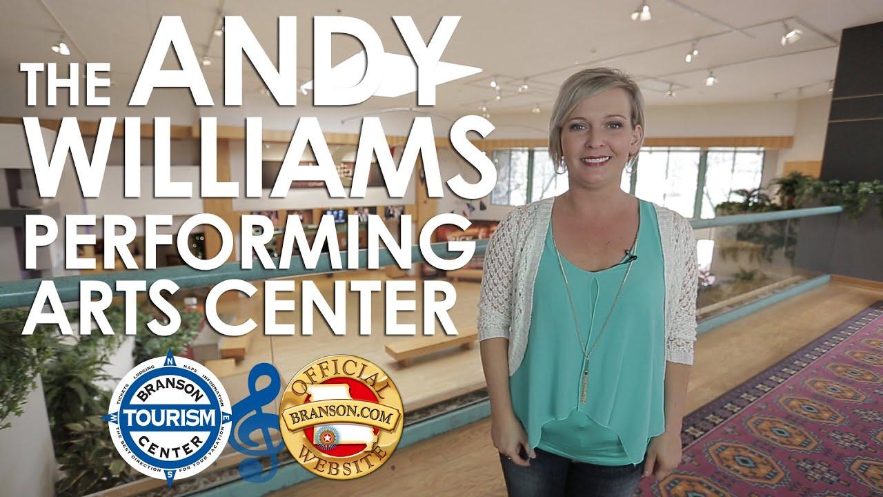 The Andy Williams Performing Arts Center Featuring Illusionist Rick Thomas Branson Missouri