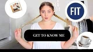 Get To Know Me | DaniSmithStyle