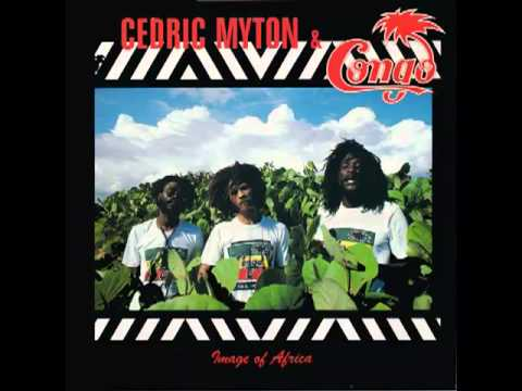 Cedric Myton And Congo - He Is The King - (Image Of Africa)