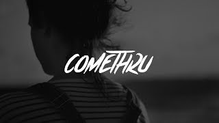Gambar cover Jeremy Zucker - comethru (Lyrics)