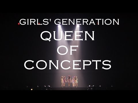[SPECIAL FMV] GIRLS' GENERATION (SNSD) - QUEEN OF CONCEPTS
