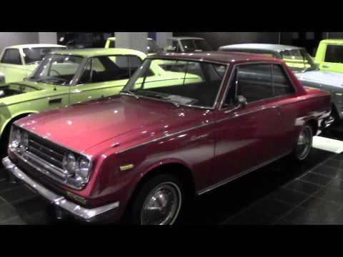 Radazone TV 17 Museo de Toyota Nicolas Amaro 2012