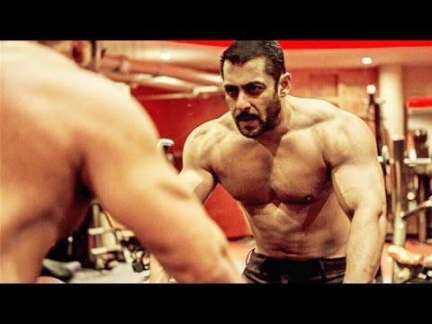 Salman Khan Flaunts His MUSCULAR Body In Gym Mp3
