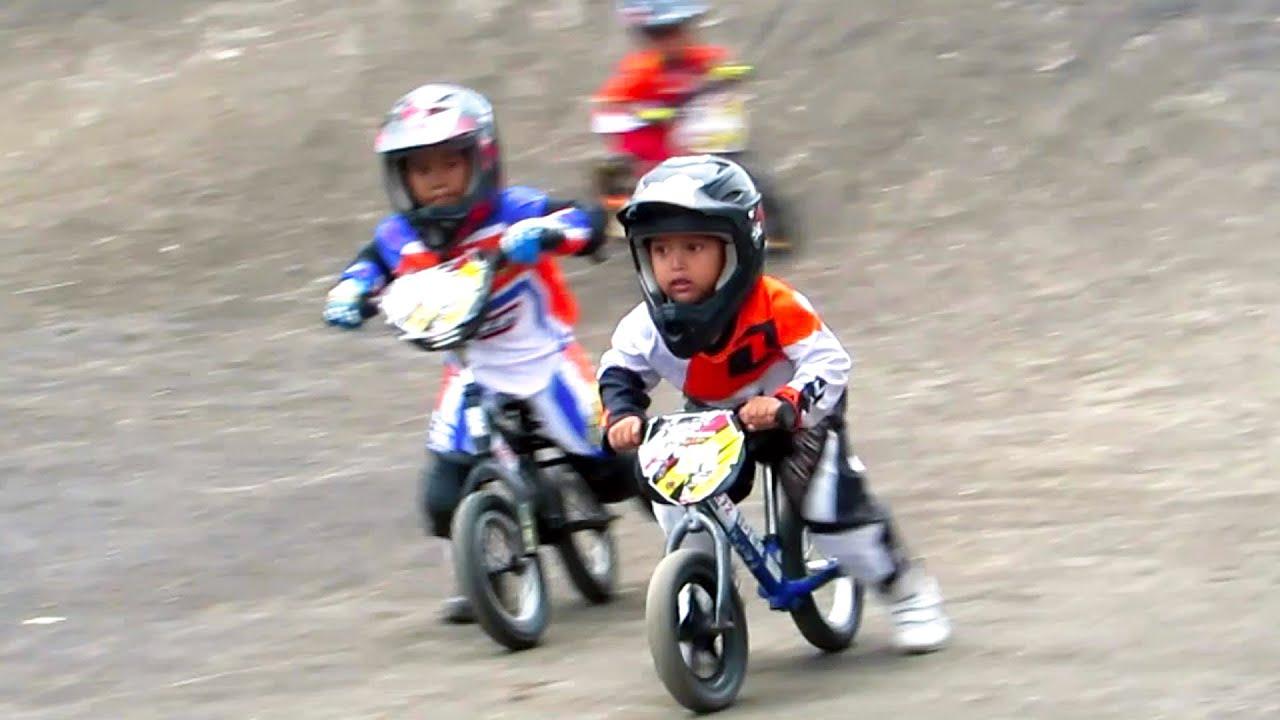 ANAK KECIL BALAP SEPEDA BMX LUCU Jogjakarta Bike Racing Youth
