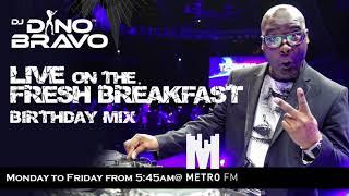 The Birthday Mix 10 Aug 2018 Afreshbreakfast Ametrofmsa